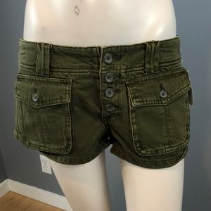 NWT Free People Denim Shorts Sz 27